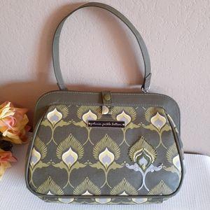 💼🆕️Petunia Pickle Bottom purse clutch diaper bag